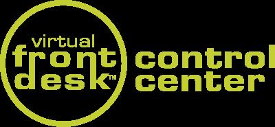 Virtual Front Desk control center